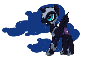 Nightmare Woon by InLucidReverie