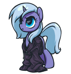 Delinquent Luna by InLucidReverie