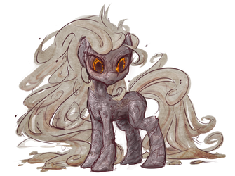 COMMISSION: Kimberlite by InLucidReverie
