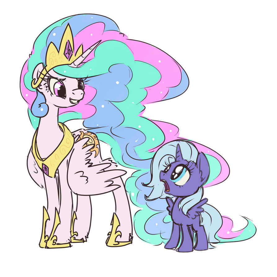 Grow Into It by InLucidReverie