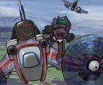 COMMISSION: (Roan) Wingpony
