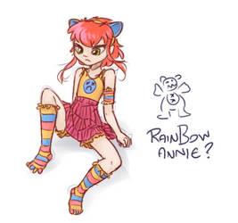 Rainbow Annie