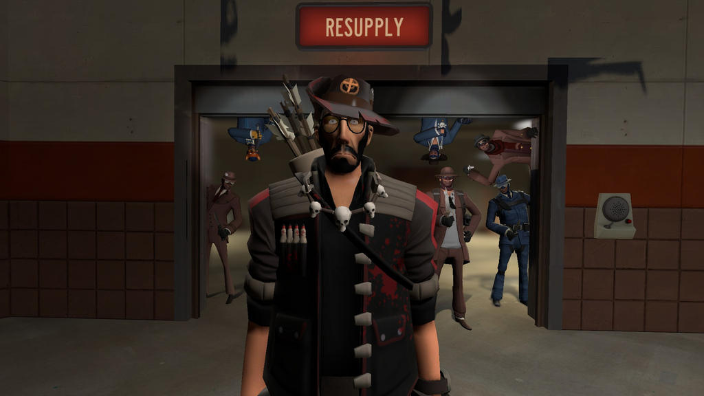 moments in tf2 i'm cursed by darkmaster434