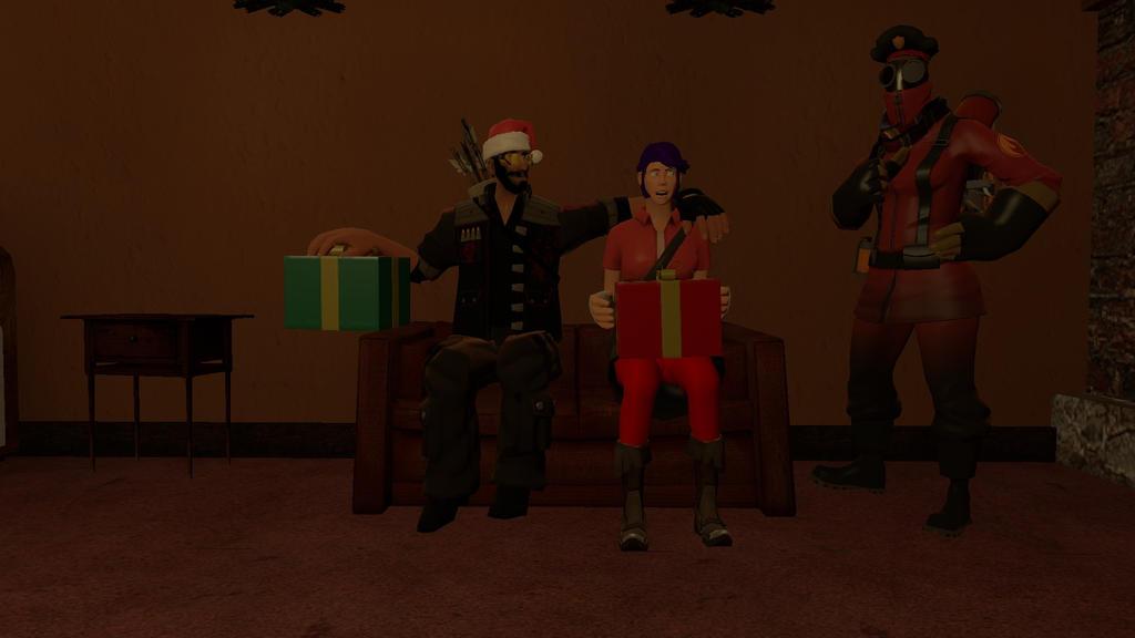 merry christmas hannah by darkmaster434