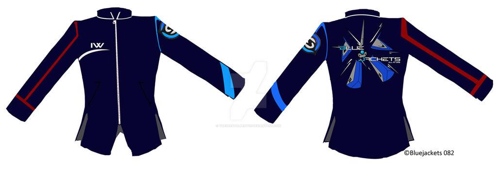 ZETTO jackets by theGreatAlbertus