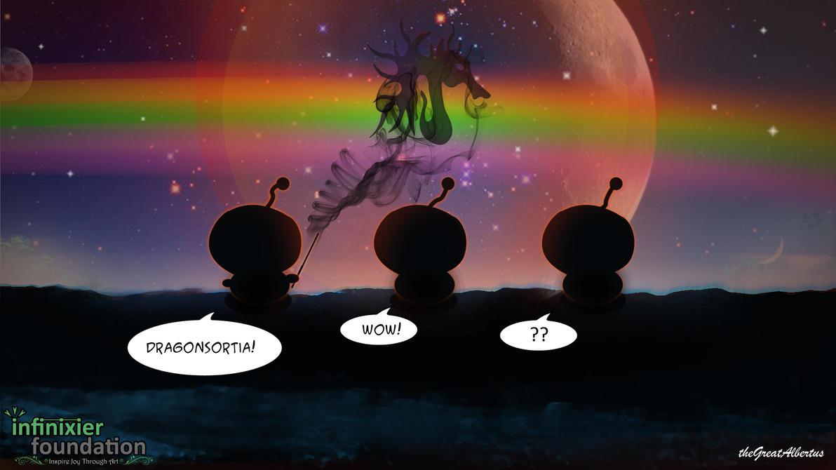 3 Creatures by theGreatAlbertus