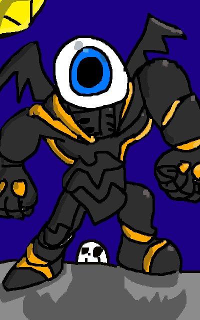 Skylanders giants eye brawl by fossil fighter on deviantart - Coloriage skylanders giants eye brawl ...