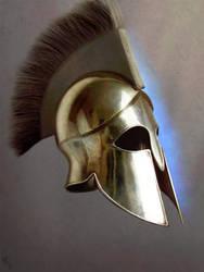 Metal Armor Study 6 Day #20