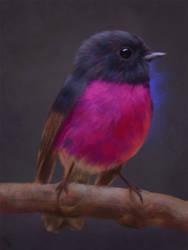 Birdeh Study 15 Day #197 by AngelGanev