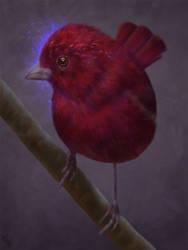 Birdeh Study 16 Day #198 by AngelGanev
