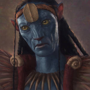 Avatar Fan Art 4 Day #270