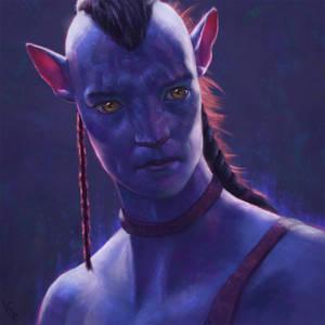 Avatar Fan Art 5 Day #271