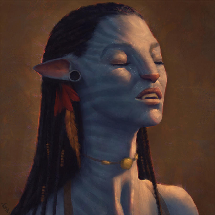 Avatar Art: Avatar Fan Art 6 Day #272 By AngelGanev On DeviantArt