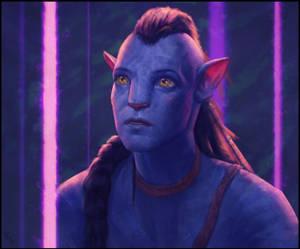 Avatar Fan Art 16 Day #331