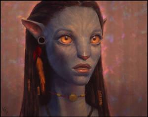 Avatar Fan Art 17 Day #332