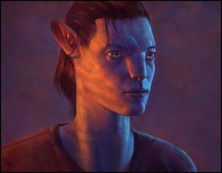 Avatar Fan Art 18 Day #333
