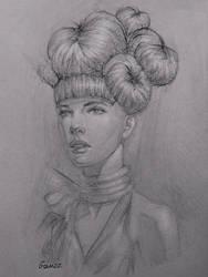 Nadia #1 by AngelGanev