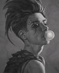 Bubble Gum #123