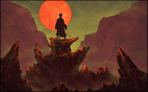 Blood Moon - Spitpaint 2 #128 by AngelGanev