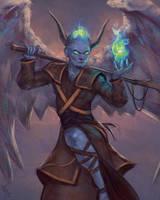 Larc - Male Character III #220 by AngelGanev