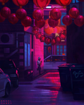 Back Alley - Day #40