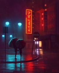 City Nights III - Day #82 by AngelGanev