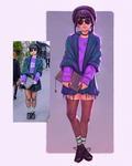 Street Fashion I - Day #120