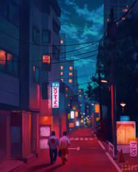 City Walk - Day #160 by AngelGanev