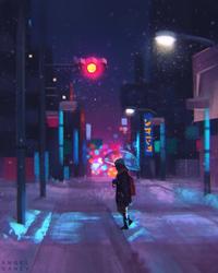 Snowy - Day #201
