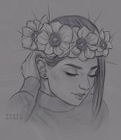 FLOWERHEAD - Day #285 by AngelGanev