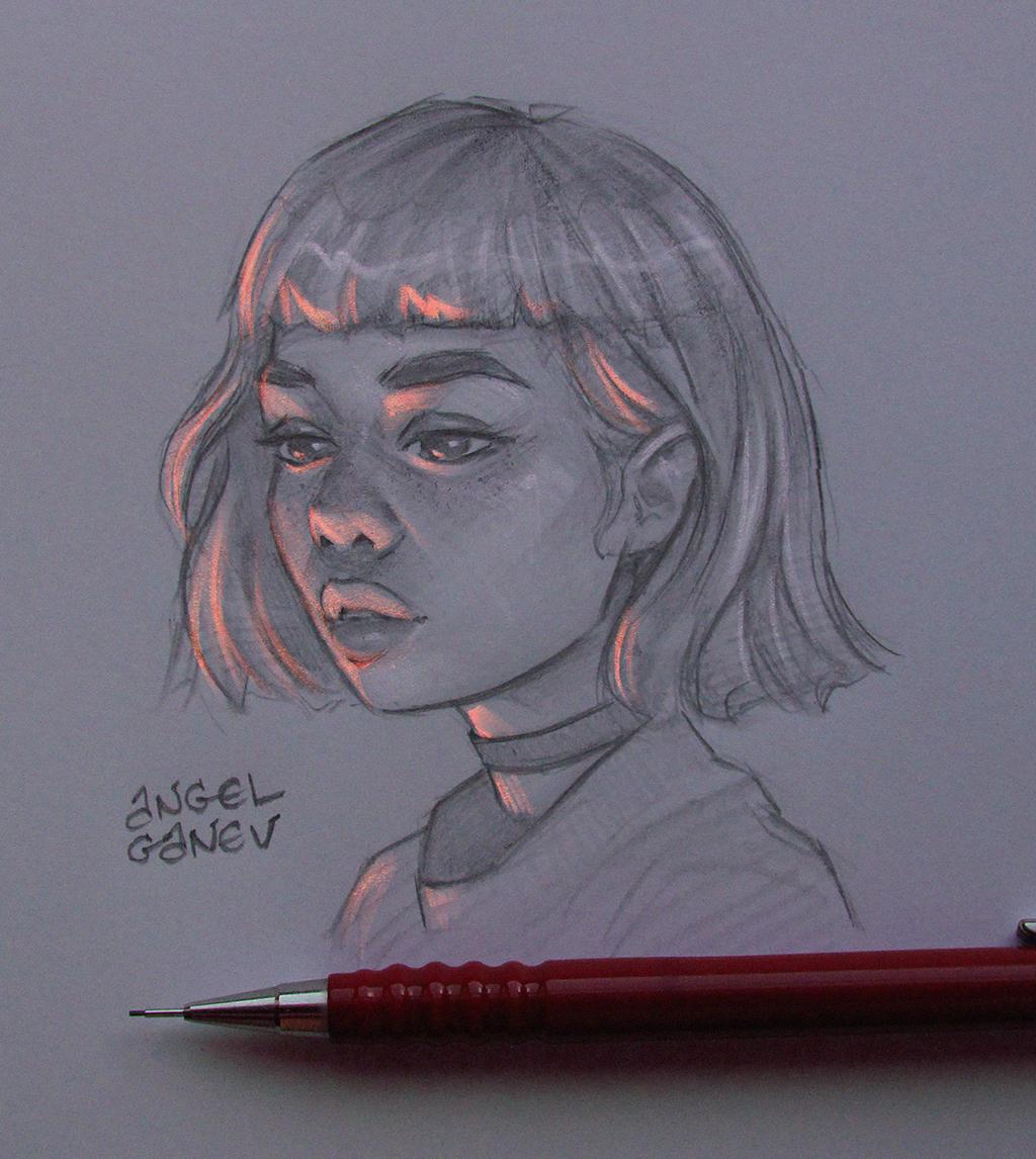 Underlight - Day #345 by AngelGanev