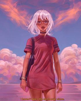 Melancholy Clouds~