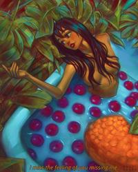 Mermaid Bath~