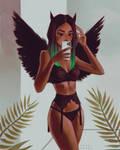 Angel's Selfie~