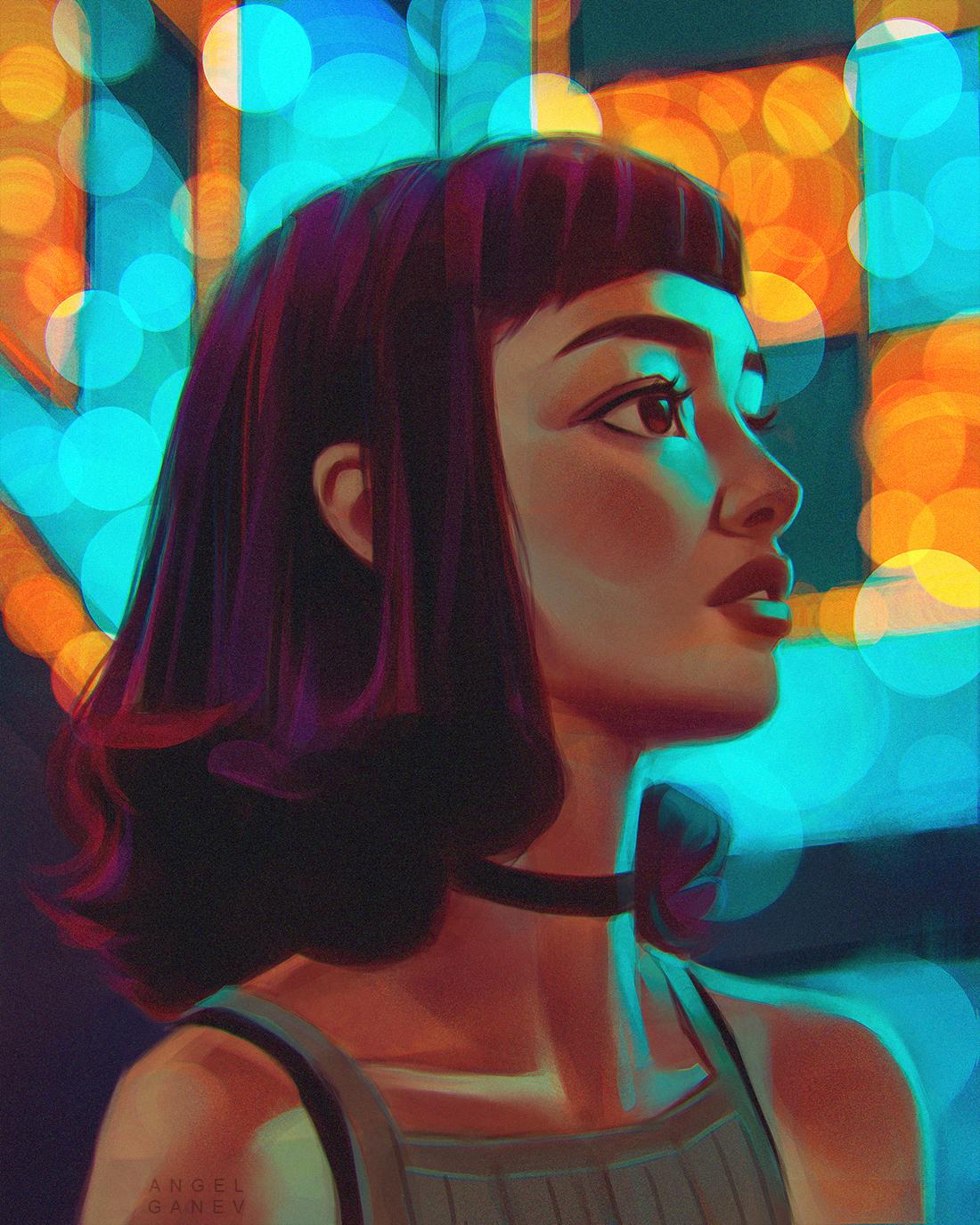 Blinding Lights~