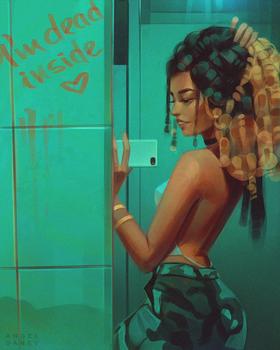 Bathroom Selfie~