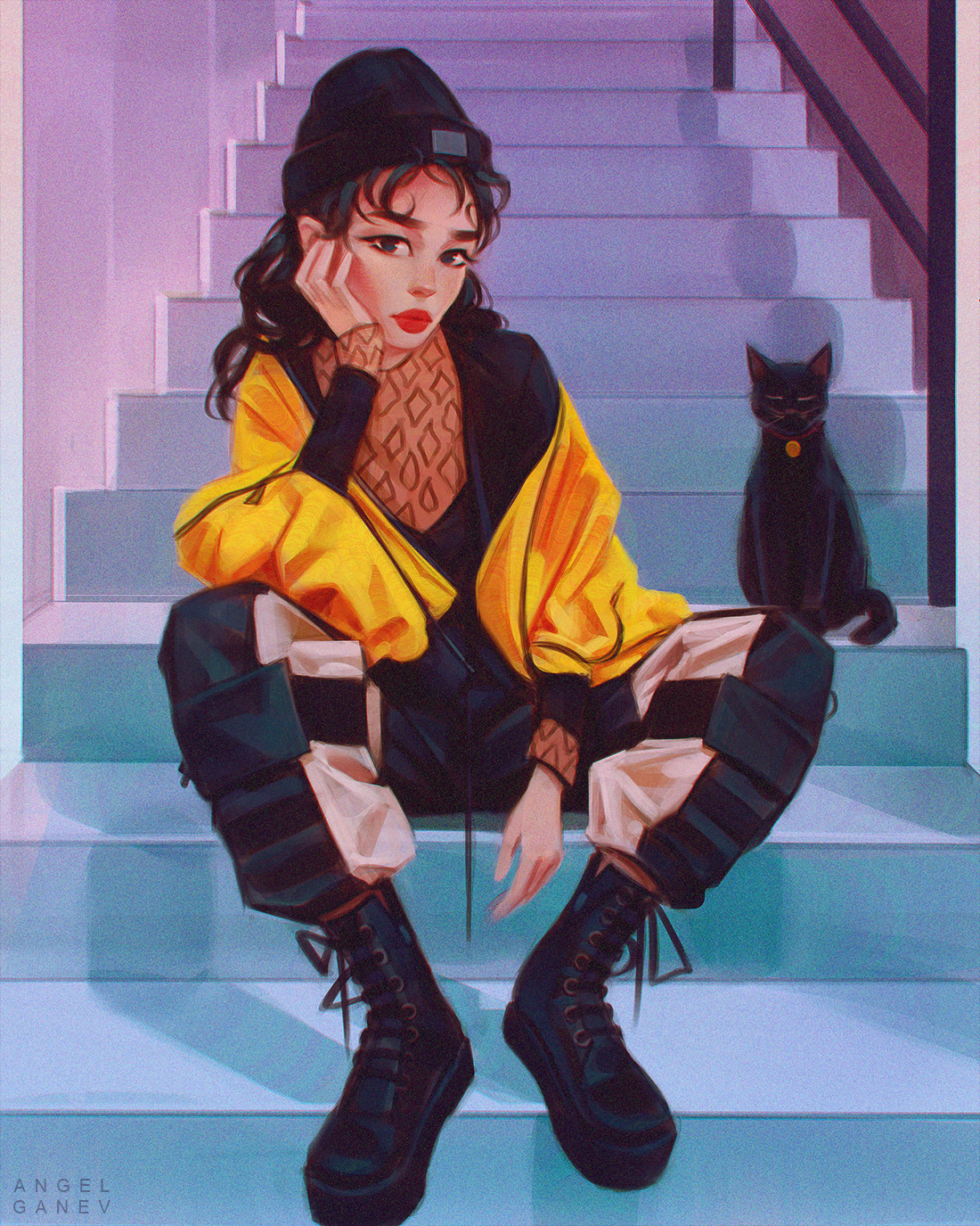 Stairs~