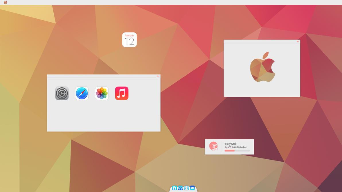 iOS 7..? by Slurpaza