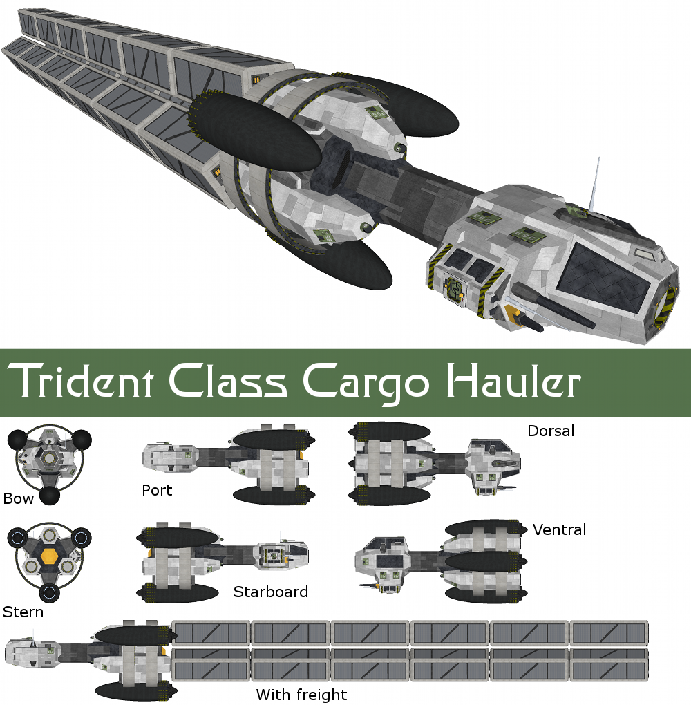 Trident trading system
