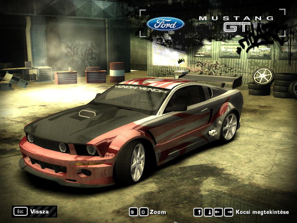 Most Wanted Ford Mustang Gt By Xelloslord