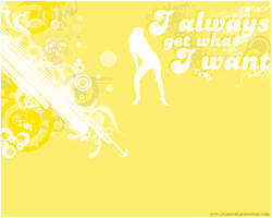 What I want by pycc-wallpaper