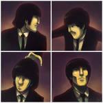 The Beatles by Ry-Spirit