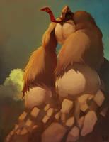 Donkey Kong by Ry-Spirit