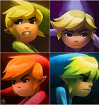 Zelda Four Swords Adventure