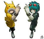 Ry-Spirit vs Ry-Spirit 2 by Ry-Spirit