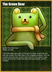 The Green Bear