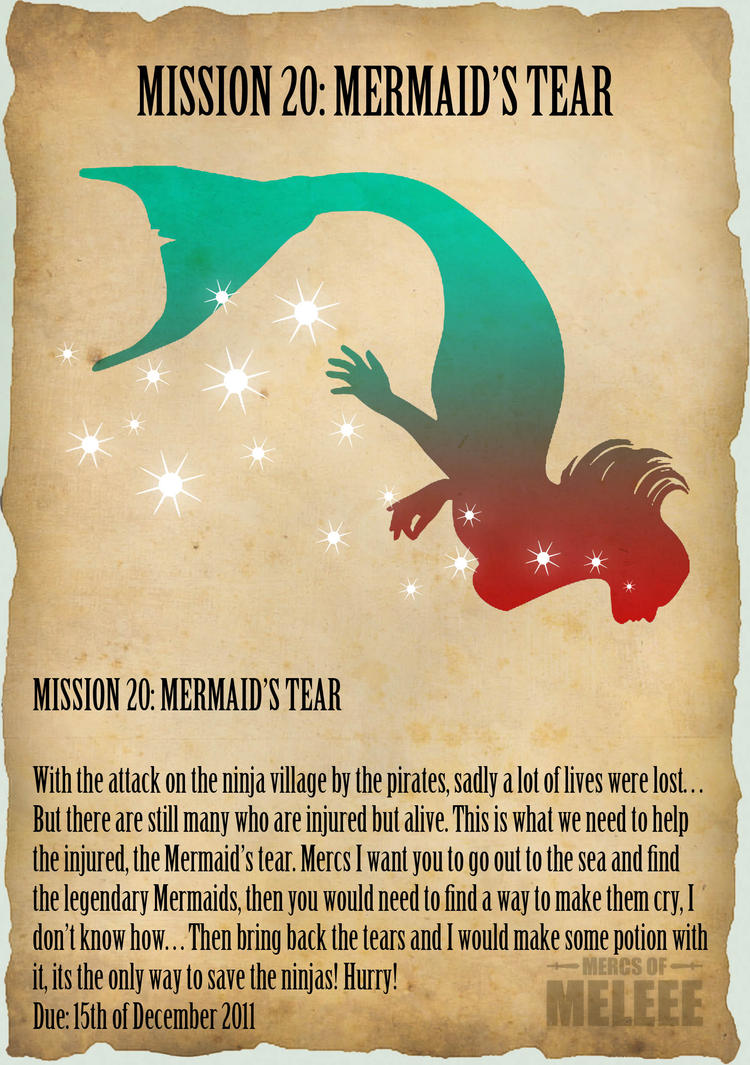 how to become a mermaid potion