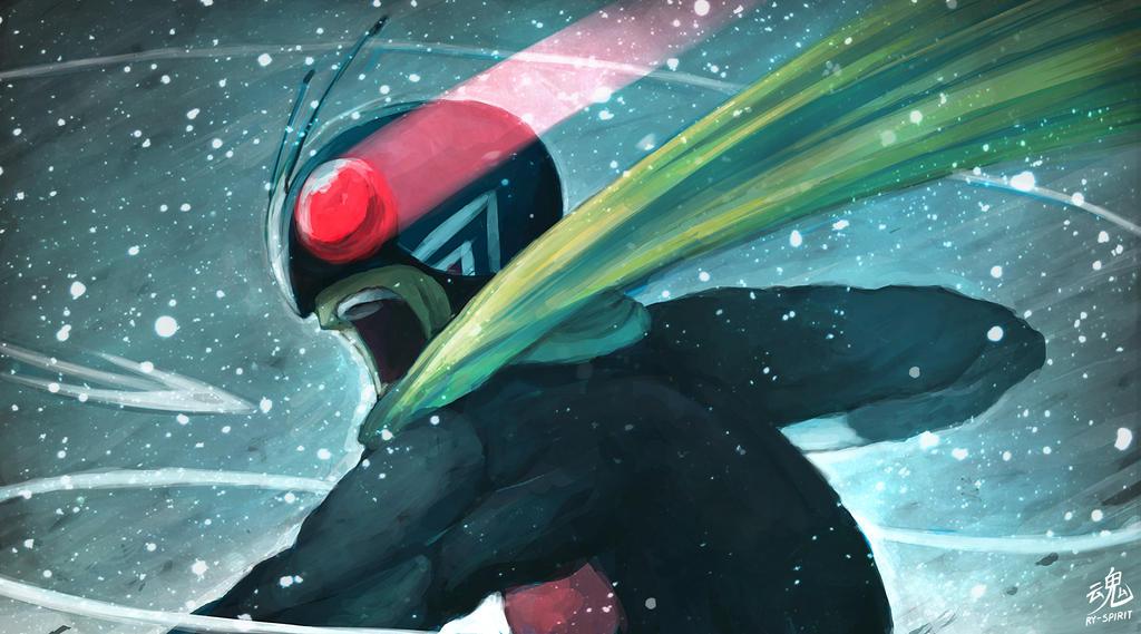 I am Riderman by Ry-Spirit