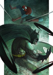 The Bat and the Spider