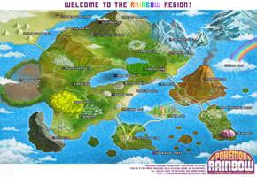 The Rainbow Region by Ry-Spirit